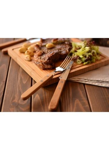 Luton - 4 Prç. Steak Seti-Bambum